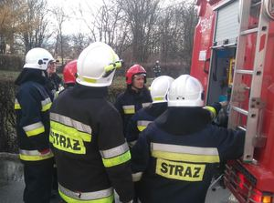 Druhowie strażacy z OSP profesjonalnie przeszkoleni
