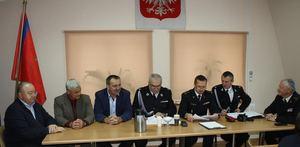 Druh Stanisław Ciechanowicz ponownie Prezesem Zarządu Oddziału Powiatowego OSP RP