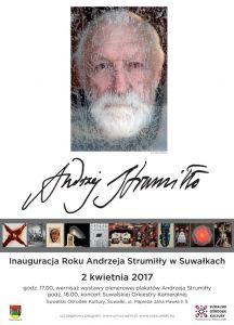 Inauguracja Roku Andrzeja Strumiłły w Suwałkach @ SOK  | Suwałki | podlaskie | Polska