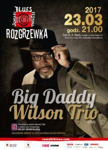 BIG DADDY WILSON TRIO (USA) w Suwałkach. Rozgrzewka przed SBF 2017 @ SOK | Suwałki | podlaskie | Polska