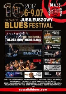 Suwałki Blues Festival 2017 @ Suwałki | podlaskie | Polska
