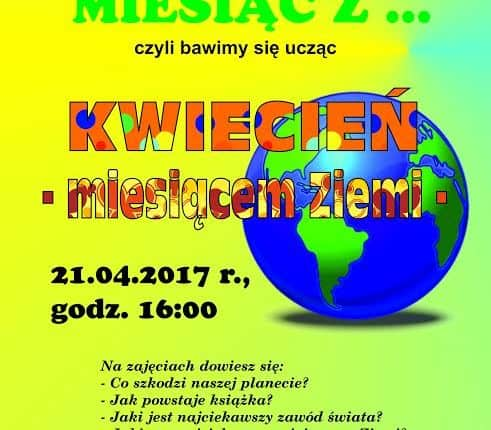 Miejsko – Powiatowa Biblioteka Publiczna w Olecku zaprasza dzieci na copiątkowe zajęcia