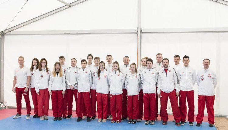 """Olecki """"rodzynek"""" w Młodzieżowych Mistrzostwach Europy U21 w Taekwondo"""