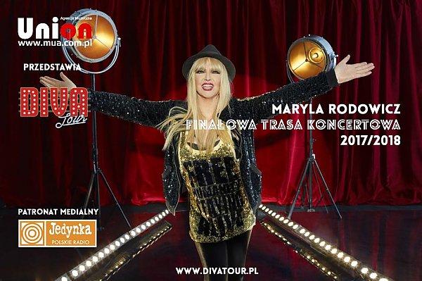 Maryla Rodowicz zagra w Suwałkach. Bilety już w sprzedaży