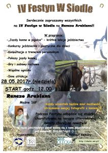IV Festyn w Siodle @  Ranczo Arabians | Możne | warmińsko-mazurskie | Polska
