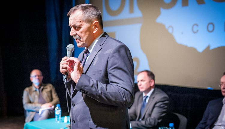 Wacław Olszewski – zobowiązuję się przed Państwem, że nie zawiodę. List do mieszkańców