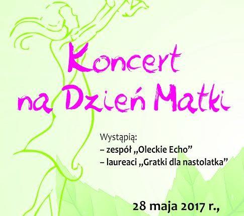 Koncert na Dzień Matki