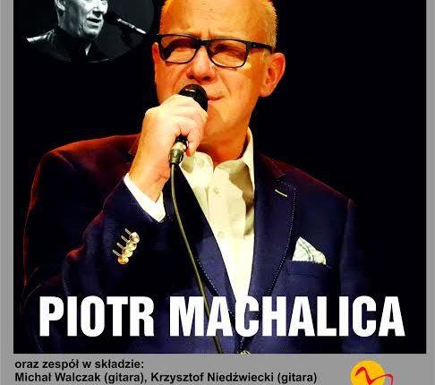 """""""Mój ulubiony Młynarski"""" – recital Piotra Machalicy w kinie """"Mazur"""""""