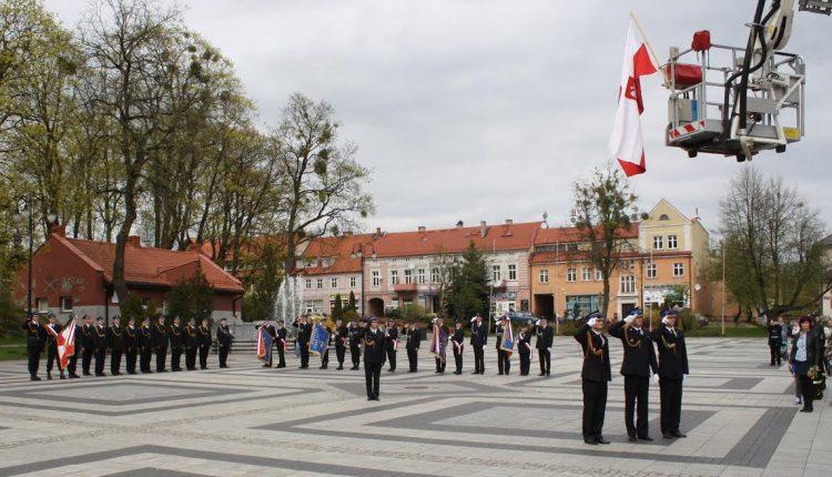 Dzień Strażaka w Olecku. Odznaczenia i awanse