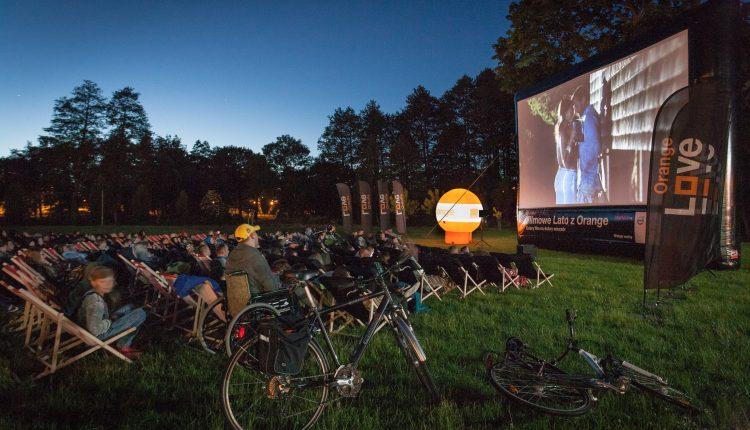 Filmowe lato w Olecku z Orange i Multikinem