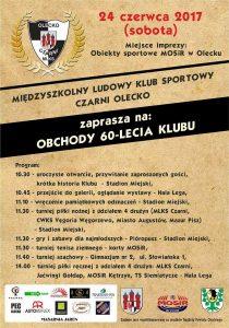 Jubileusz MLKS Czarni Olecko @ Olecko | warmińsko-mazurskie | Polska