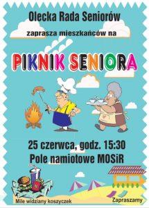 Piknik Seniora @ Olecko | warmińsko-mazurskie | Polska