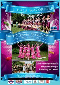 I Gala Mażoretek w Olecku @ Hala Lega | Olecko | warmińsko-mazurskie | Polska