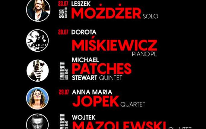 Ełk Jazz Festival – zapowiada się muzyczna uczta