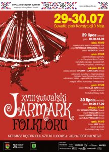 XVIII Suwalski Jarmark Folkloru @ Suwałki | podlaskie | Polska