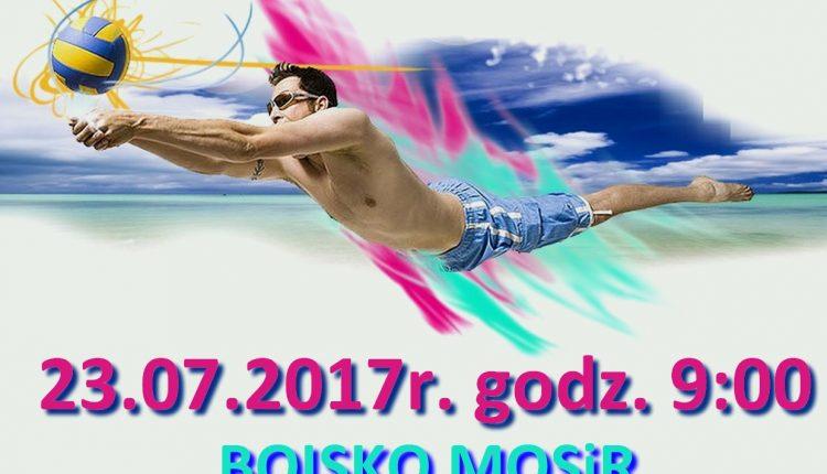 X Ogólnopolski Turniej Siatkówki Plażowej o Puchar Burmistrza Olecka