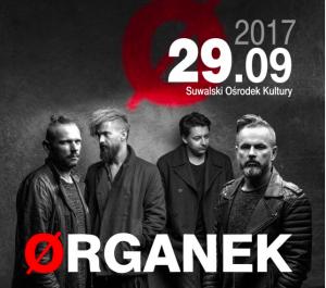 Ørganek otworzy jubileuszowy weekend SOK @ SOK - Sala im. A. Wajdy | Suwałki | podlaskie | Polska