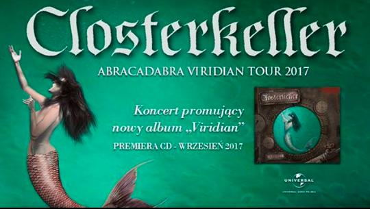 Koncert zespołu Closterkeller w Starym Spichlerzu w Ełku