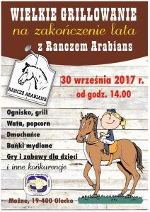 Zakończenie lata z Ranczem Arabians @ Ranczo Arbians | Możne | warmińsko-mazurskie | Polska