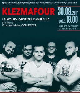 Klezmafour symfonicznie w Suwalskim Ośrodku Kultury @ SOK - sala im. A. Wajdy | Suwałki | podlaskie | Polska