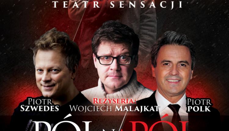 """""""Pół na Pół"""" w SOK. Polk i Szwedes w czarnej komedii kryminalnej"""
