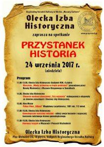 Przystanek Historia. Olecka Izba Historyczna zaprasza @ ROK - Olecka Izba Historyczna | Olecko | warmińsko-mazurskie | Polska