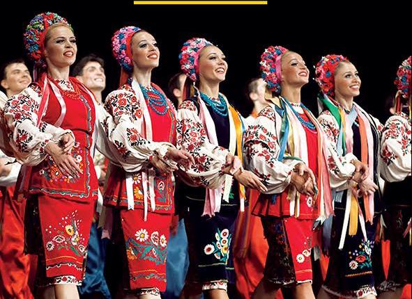 Zawiruje VIRSKI. Narodowy Balet Ukrainy w SOK