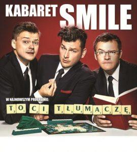 Kabaret Smile w Suwałkach, pokaz pierwszy @ SOK - Sala im. A. Wajdy | Suwałki | podlaskie | Polska