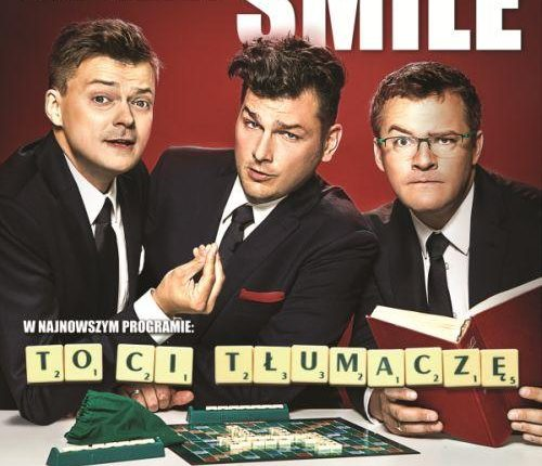 Kabaret Smile w Suwałkach, pokaz pierwszy