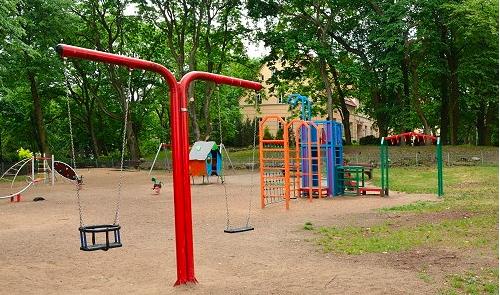 Plac zabaw przy Placu Wolności zostanie przebudowany i odremontowany