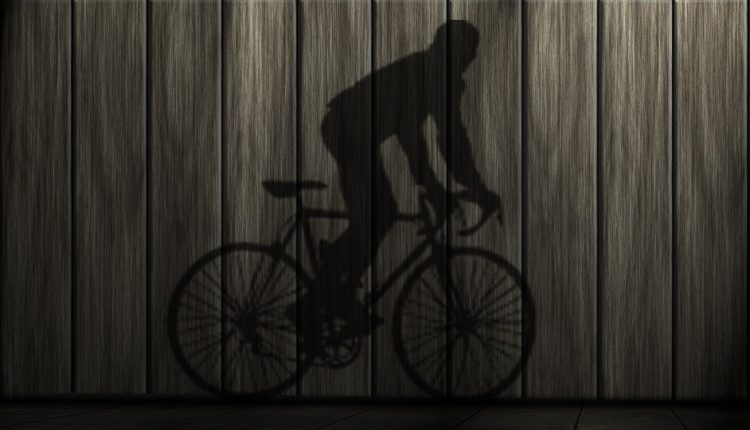 Rowerzysta bez oświetlenia, odblasków i w stanie spożycia. O krok od tragedii