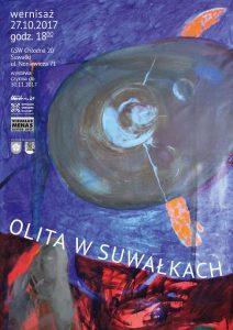 Artyści z Olity (Litwa) pokażą swoje prace w Suwałkach @ GSW Chłodna 20 | Suwałki | podlaskie | Polska