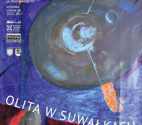 Artyści z Olity (Litwa) pokażą swoje prace w Suwałkach