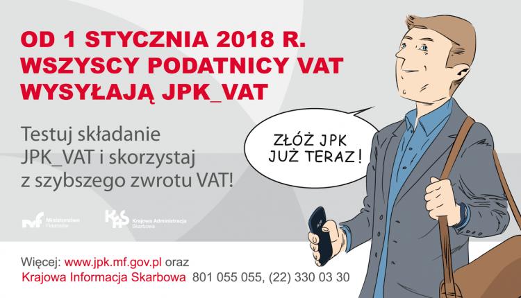Jednolity Plik Kontrolny VAT. Komunikat US w Olecku