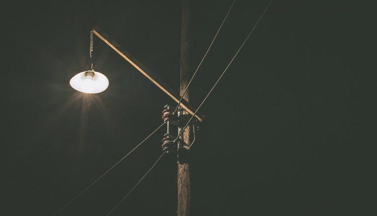 Dlaczego w Olecku nie świecą uliczne lampy