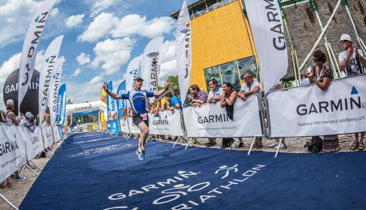 Gołdap wraca ma mapę najstarszego i jednego z największych cykli triathlonowych w Polsce