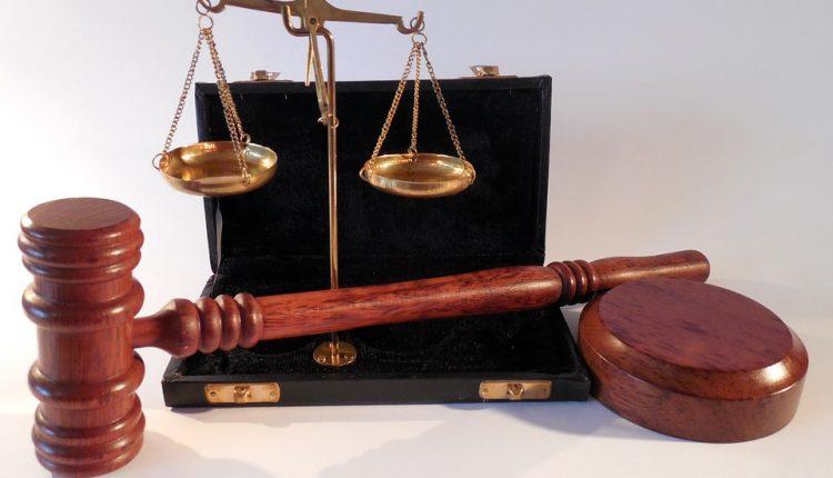 Olbrick przed sądem