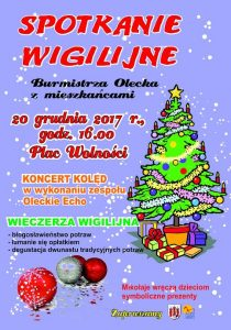 Wigilia olecczan @ Olecko | warmińsko-mazurskie | Polska