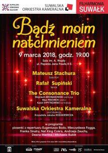 Dzień Kobiet z Suwalską Orkiestrą Kameralną i gośćmi @ SOK - Sala im. A. Wajdy | Suwałki | podlaskie | Polska