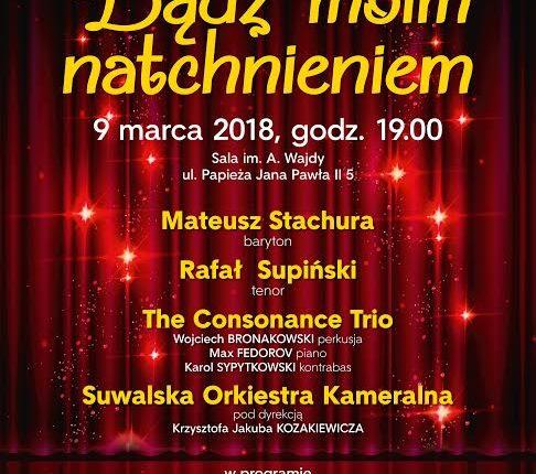 Dzień Kobiet z Suwalską Orkiestrą Kameralną i gośćmi