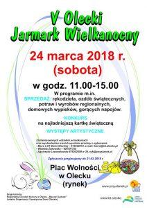 V Olecki Jarmark Wielkanocny @ Olecko | warmińsko-mazurskie | Polska